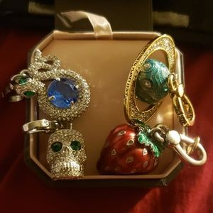 Juicy Couture Charms for Bracelet